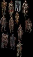 ESO Tamriel Map Armor Concepts