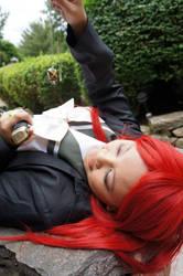 Shana and Alastor by animetears4