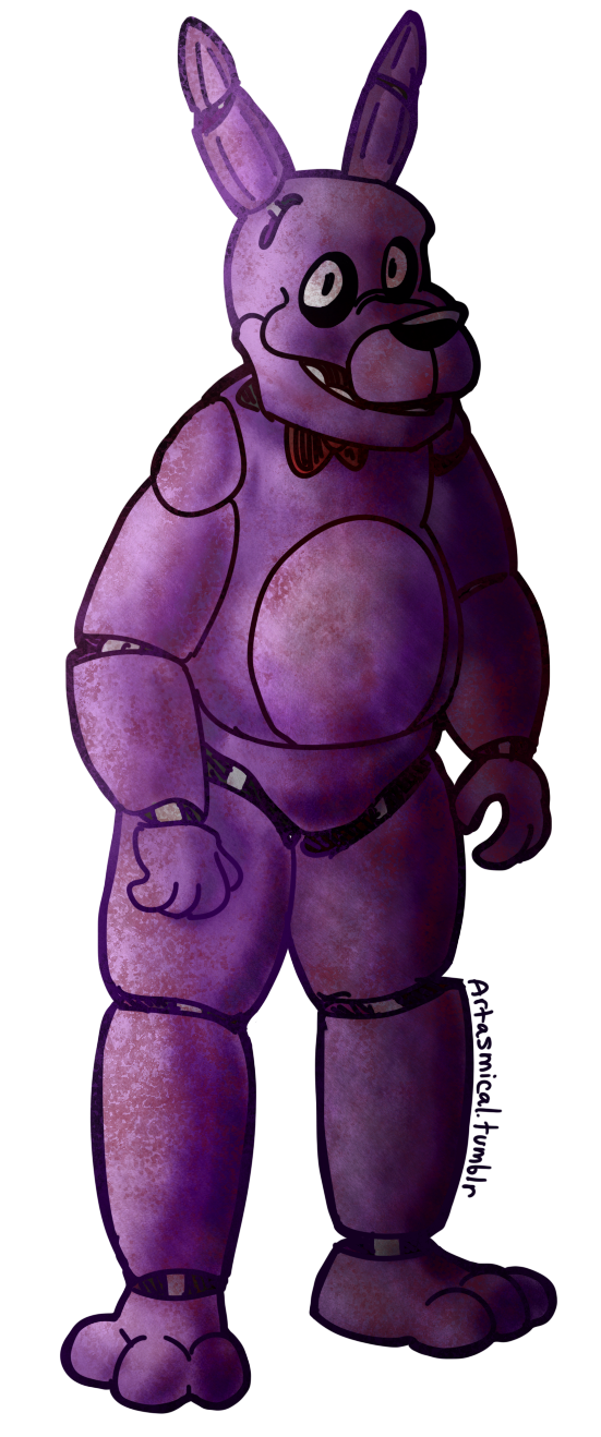 Bonnie the Bunny by Patcha105