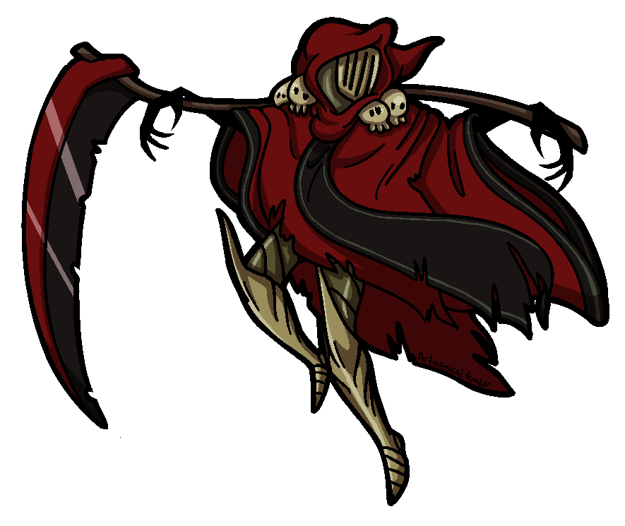 Specter Knight by Patcha105