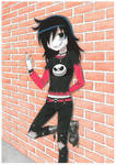 You rock, Tomoko!