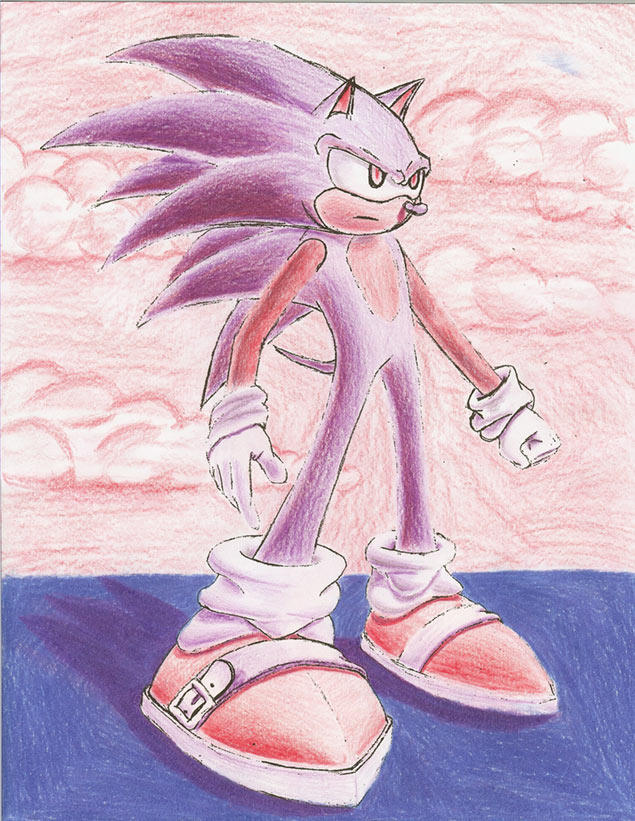 Sonic In Analogous Colors By Penatec
