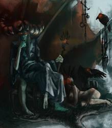 Necromancer by AtreyoS