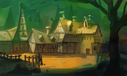 house by AtreyoS