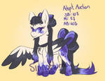 Pony auction   Open by Sinnocturnal