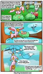 Logi-Bunny: Gotta Hide Em' All by Lohlite