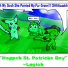 Happeh St. Patricks Day by Lohlite