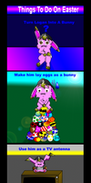 Things To Do On Easter by Lohlite