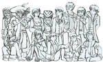 Death Note Pirates Full Cast