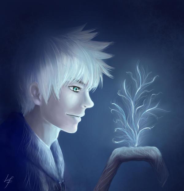Jack Frost by Ellinot