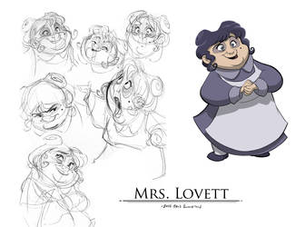 Mrs. Lovett Character Sheet 01