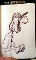 Slacker Llama
