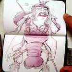 Crustacean armour