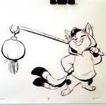 Lantern Kitty