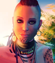 Citra On Far Cry 3 Loving Deviantart