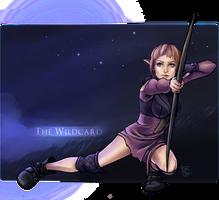 Sera: The Wildcard by ellieshep