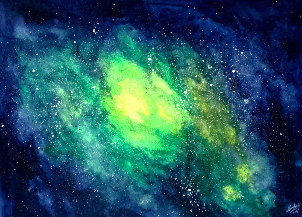 nebula 2560x1440 - photo #44
