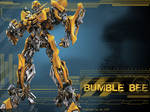 AutoBot: Bumble Bee Wallpaper