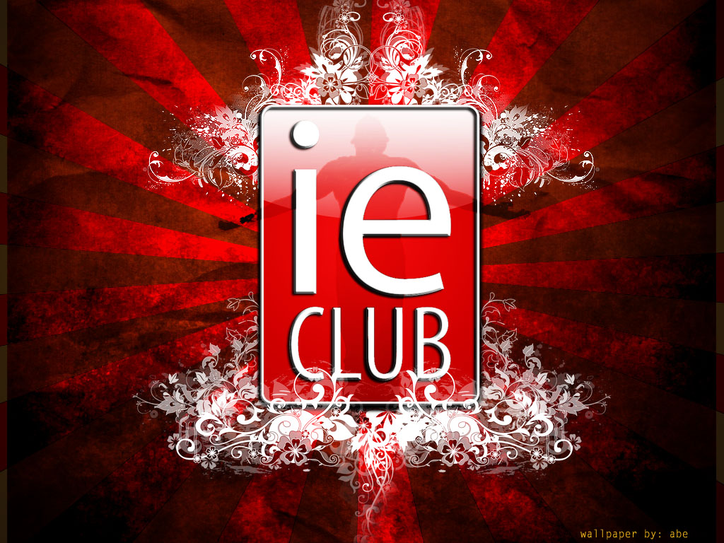 IE Club Wallpaper by ab6421