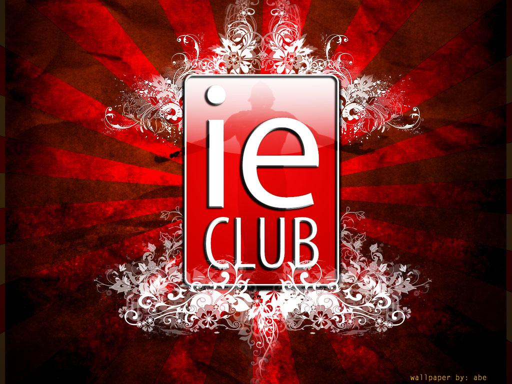 IE Club Wallpaper by ab6421