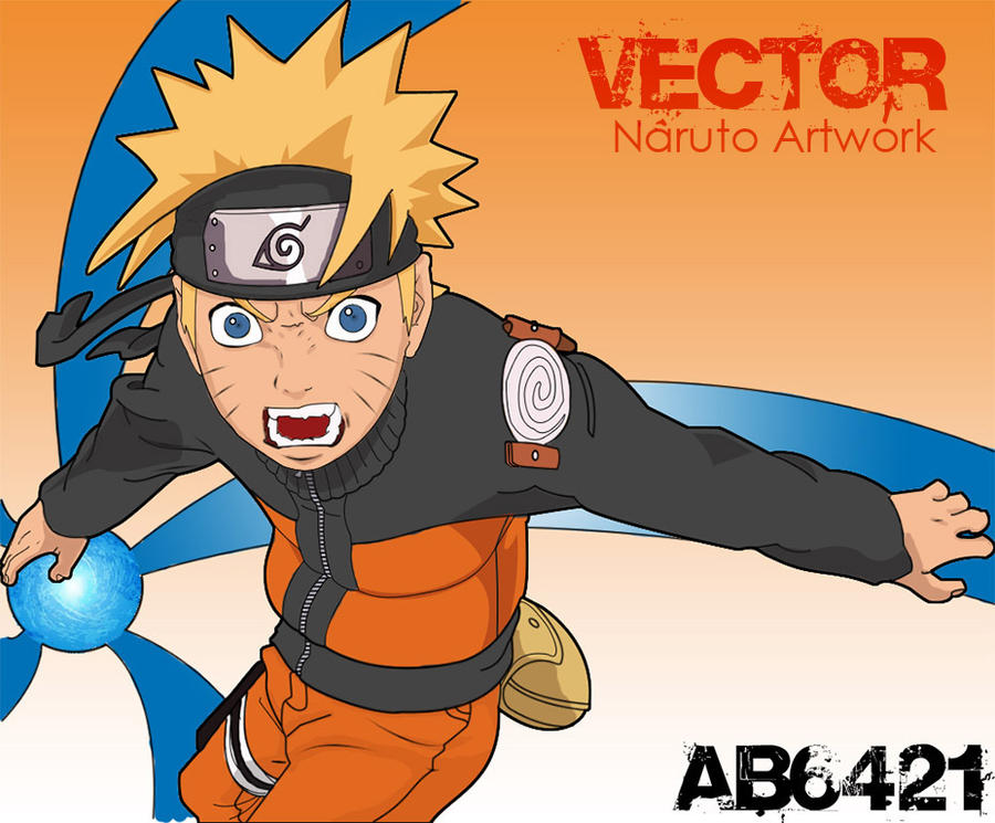 Naruto Vector or Vexel by ab6421