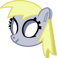 Derpy Mask by jessicat0