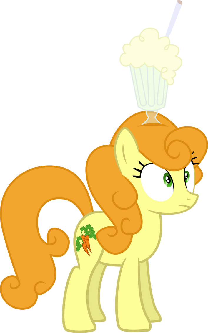 Carrot Top's New Hat by jessicat0