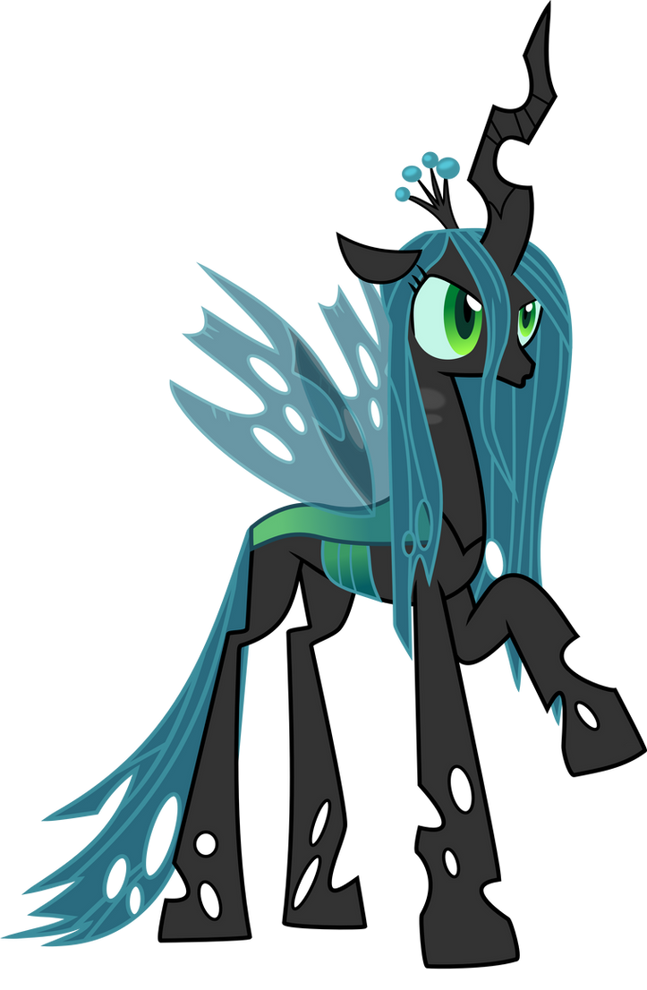 Queen Chrysalis by jes...