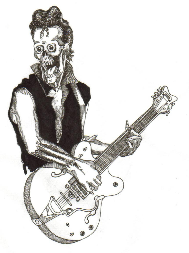 Phantom Chords By Blackdanter By Horrorpunk On Deviantart