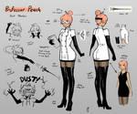 Professor Peach concept extended