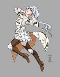 Weiss in Camo