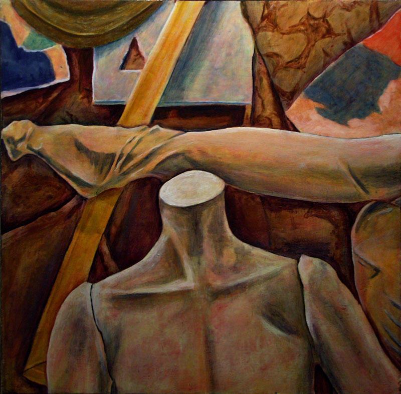 Still Life - Oil Glaze by Vlarg
