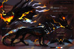AUCTION closed - The Star Gamma Dragon