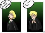 Draco's Priorities
