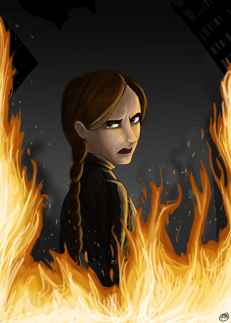 If We Burn by marbri