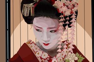 Geisha by TeaGrll