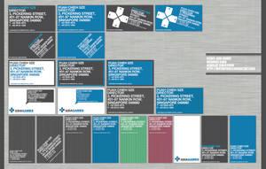AGCM Business Cards by instantrust