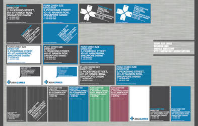 AGCM Business Cards