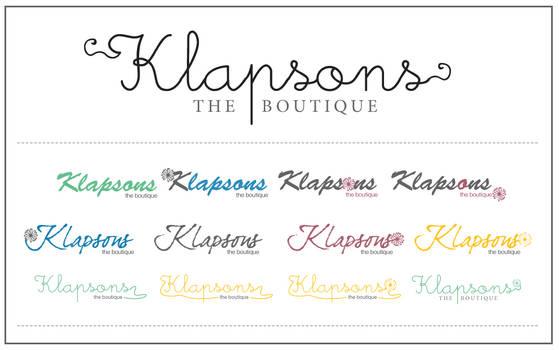 Klapsons Logo 01