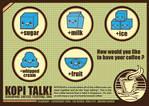 Kopitalk Sticker