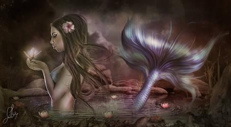 Mermaid by ol2427