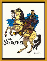 Le Scorpion by Falang