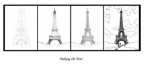 Making the Tour by Falang