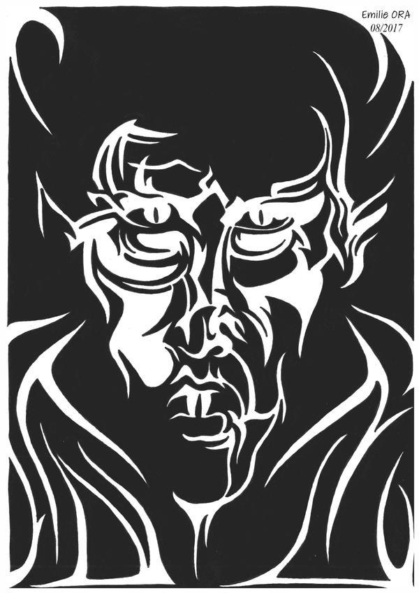 Nosferatu, eine Symphonie des Grauens by Falang