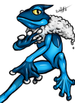 Frogadier!