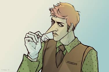 Detective Nose