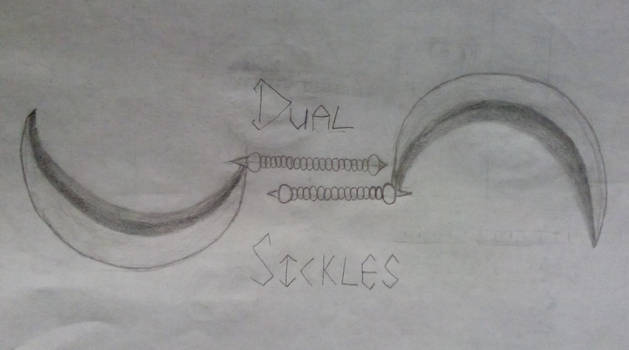 Dual Sickles