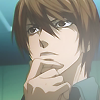 Light Yagami Icon by Meteora94