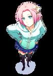 Sakura Haruno pretty