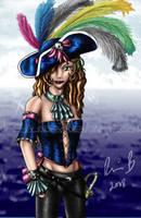 Pirate Costumery Colour by dustbudde